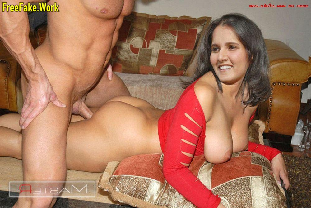 Mirza sex sania Sania Mirza