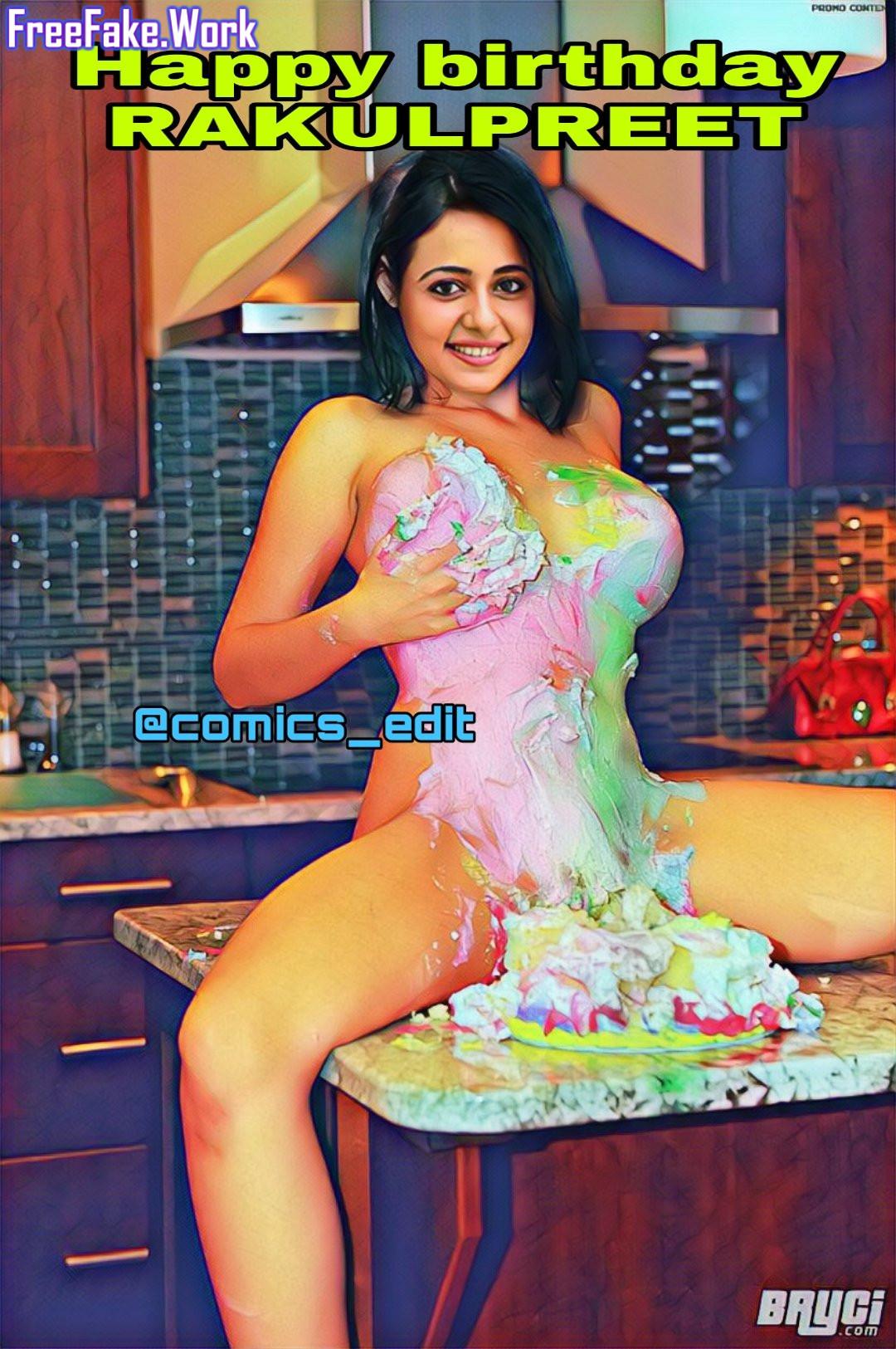 Full-nude-HBD-girl-Rakul-Preet-Singh-birthday-cake-on-her-naked-body.jpg