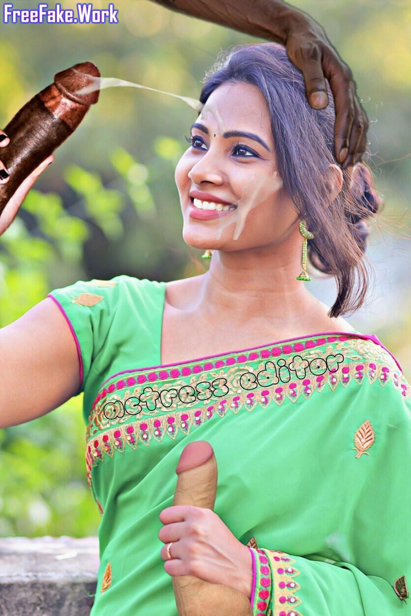 Dhivya-Dhuraisamy-handjob-nude-cock-cum-on-her-face-in-saree.jpg