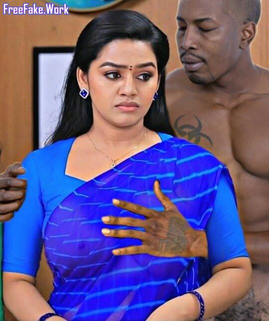 Serial-thevidiya-Gayathri-Yuvraaj-getting-her-blouse-pressed-HQ-WhatsApp-DP.jpg
