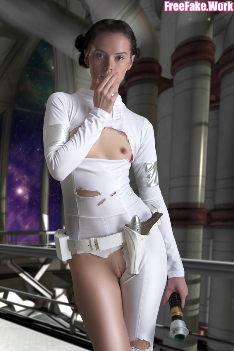 nackt Ridley Daisy DeepFake Porn