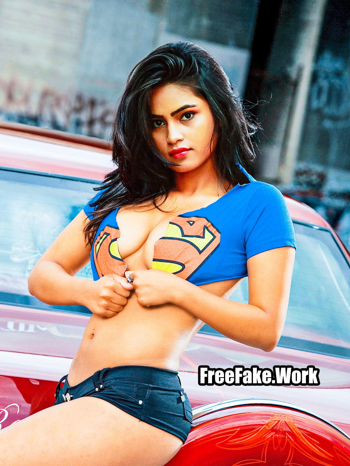 Semi-nude-Sowmya-Dhanavath-carwash-photoshoot-nude-navel-show.jpg